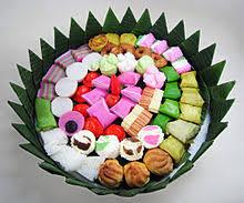 Cara membuat bolu ketan hitam atau cake ketan item tentu saja sangat mudah dan praktis. Kue Talam Wikipedia