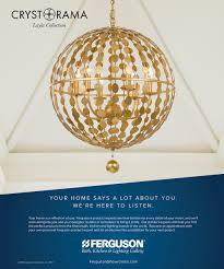 Ferguson Bath Kitchen Light In The Press