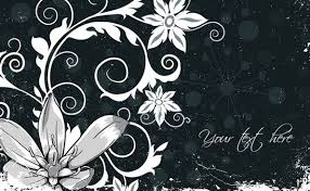 black and white backgrounds with designs. Contemporary Black Floral Background Black White Ornament Retro Design And Black White Backgrounds With Designs
