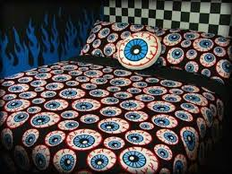 83 best Quilts/bedding images on Pinterest | Comic con, Black and Book & Hells Blankets provides bed linen to match the tattoo loving, pin up vixen,  rock n roll lover at heart. Bright colours & amazing designs give one of a  kind ... Adamdwight.com