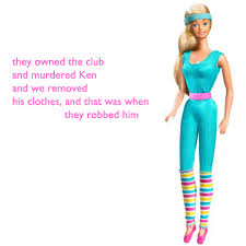 barbie poems poems