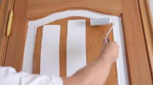 Lovely Comment Peindre Des Portes Intérieures En Bois ? Bonnes Idees
