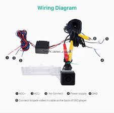 hd wired car parking backup reversing camera for old audi a wiring diagram hd wired car parking backup reversing camera for old audi a6 waterproof blue ruler