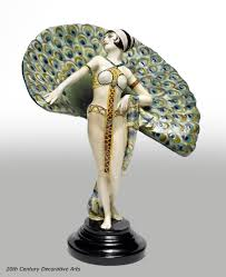 As the show draws to a close, discover the artworks and moments that made it exemplary. 570 Art Deco Figurine Ideas Art Deco Deco Art