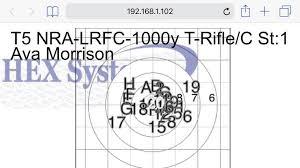 Ava Morrison shot her first full 1000... - BAR 3 RANGE, LLC | Facebook