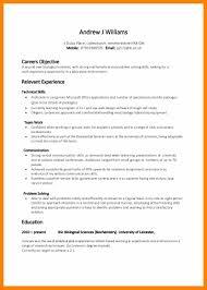 Housekeeping Resume Carpenter Resume Examples