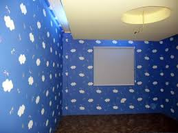 Small Picture Vinly Wall Paper Cover for a Cozy and Relaxing Room San Juan City