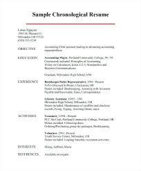 chronological resume sample inssite chronological resume sample customer service aurora essay cheap dissertation ghostwriters for hire s
