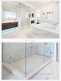 Carrara Weiß Grau Marmor Mosaik Fliesen Küche Backsplash Badezimmer
