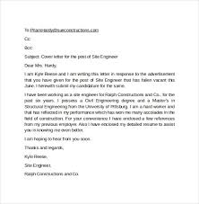 Cover Letter Template Email Evoo Tk