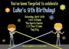Free Laser Tag Invitation Template Boys Lizard Invitation Printable Birthday Invitations On Laser Tag
