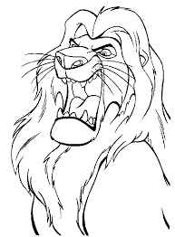 Small Picture Lion King Coloring Pages Coloring Pages To Print