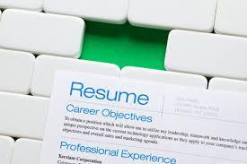 Employment Resume