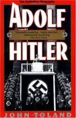 adolf hitler essay essay was hitler s personality the main reason he could take over complete power in by