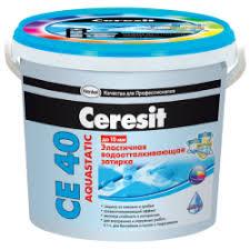 Отзывы о <b>Затирка</b> для <b>швов Ceresit</b> CE 40