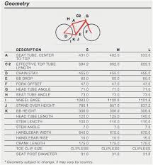 Fuji Size Chart Road Bike Polygon Road Bike Size Chart Bike Tire Circumference Chart
