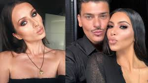 in today s makeup tutorial i m going to walk you through step by step on how to recreate signature kim kardashian look that her makeup artist mario