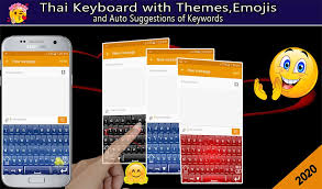 There are no spaces between words, instead spaces in a thai text indicate the end of a clause or sentence. Thai Keyboard 2020 Thai Language Keyboard For Android Apk Download