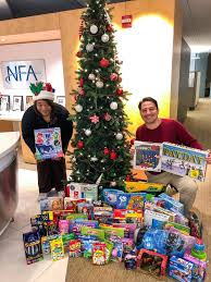 toys for tots 2018 national futures ociation chicago il