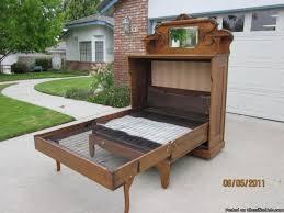 Murphy Bed Craigslist In 45 Best 1800s Bedroom Furniture Images On  Pinterest Plan 0