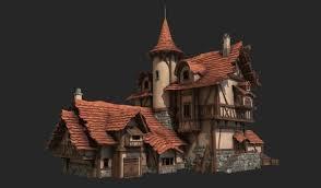 282 best fantasy architecture landscapes images on concept art paisajes and fantasy landscape