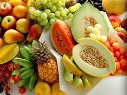 fresh fruit background free