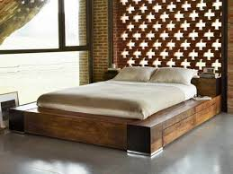 bed  platform beds for sale within staggering upholstered square