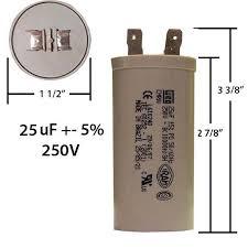weg motor run capacitor weg capacitor weg run capacitor weg 25 mfd 250 vac motor run capacitor