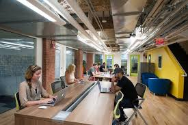 wayfair corporate office wayfair business with workbar coworking spaces improved work life