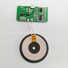 new design qi wireless charger transmitter wireless charger circuit li ion battery charger circuit diagram
