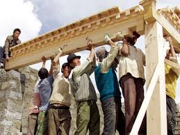 this is the related images of People Building A House
