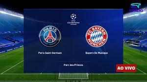 PSG x Bayern de Munique - AO VIVO (OM IMAGENS AO VIVO!!!) UEFA CHAMPIONS  LEAGUE 2021 - 13/04/2021 - YouTube