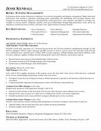 Best Ideas Of Resume Hotel Manager Example Cv Sample Hotel Best