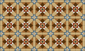 tile pattern. Fitzroy Tile Pattern