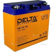 «<b>Delta HR 12-18</b> 12в 18ач (12v 18ah)» — Результаты поиска ...