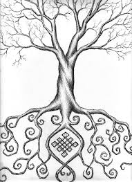 Small Picture Celtic Tree Of Life Coloring Page Coloring Pages Ideas