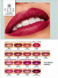 Avon True Colour Lipstick Assorted Colours New Sealed Lipstick Ebay
