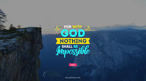Wallpaper Quotes Nothing Is Impossible ...