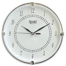wall clock for office. simple clock ajanta fancy analog wall clock small size for home and office round white  amazonin u0026 kitchen intended