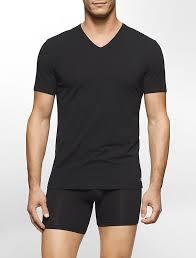 Calvin klein v neck tee shirts