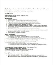 Engineering Resume Templates to Impress Any Employer   LiveCareer