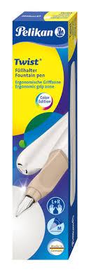 Купить <b>Ручка перьевая Pelikan</b> Office Twist Classy Neutral P457 ...