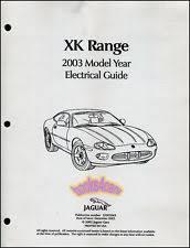 jaguar repair manual jaguar xk8 manual electrical guide shop service repair wiring diagram 2003 fits jaguar