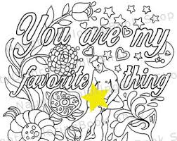Small Picture Extraordinary Idea Naughty Coloring Pages Funny Cecilymae