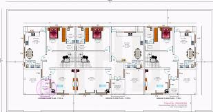 house plan row house design and plans kerala home design and floor house floor plans gif