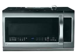 sears microwave oven combo kenmore built in convection countertop range model and serial number location home improvement delectable se