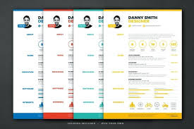 One Page Resume Template Resume Template Professional In Word ...