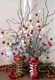 Handmade Christmas Decorations And Centerpieces