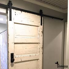 sliding barn door hardware exterior - Creating Sliding Barn Door ...