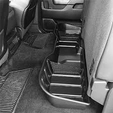 General Motors 23183674 Silverado Under Seat Storage Organizer ...